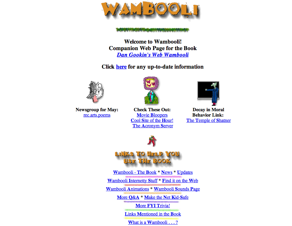 wambooli the original