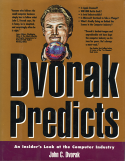 Dvorak book cover