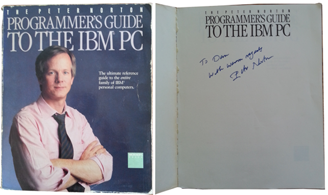 Peter Norton's classic PC programmer's reference.