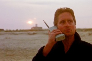 Yep. Back in 1987 this phone was a symbol of awesome power and something regular people couldn't afford.