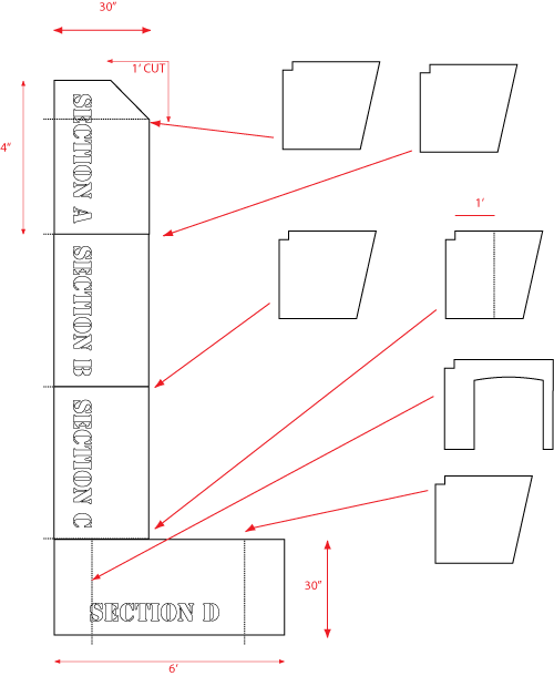 Figure 1. My office workspace design.